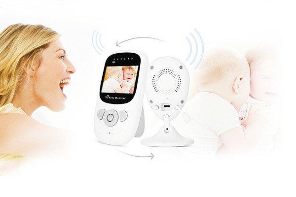 Network Baby Monitor Highfive